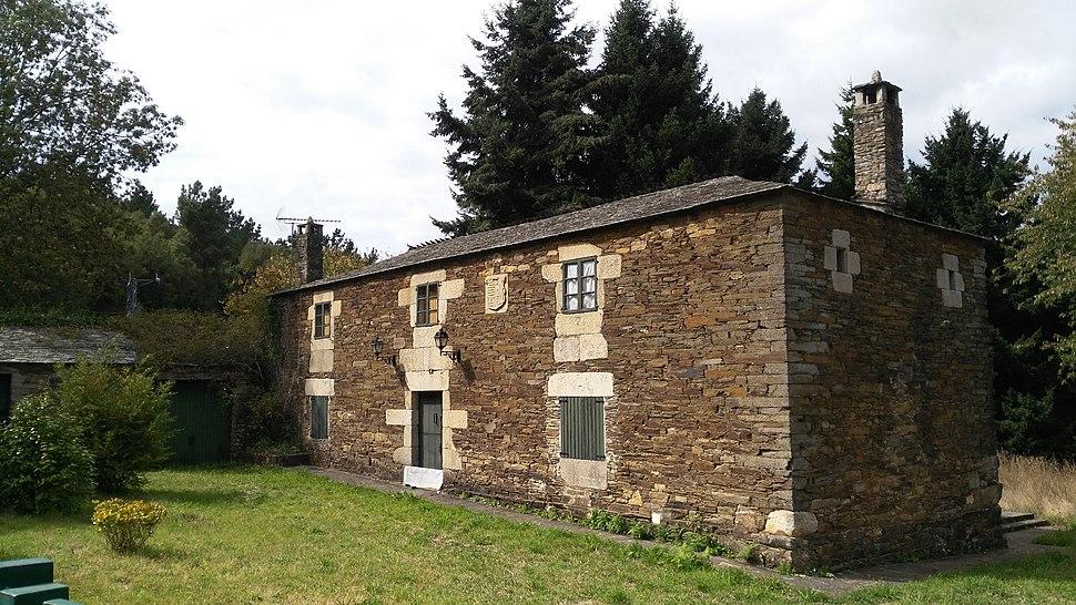 Casa Rey-Stolle Coea, Castro de Rei