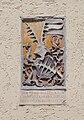 Casa en Heilig-Geist-Gasse, Parroquia católica San Martín, Landshut, Alemania, 2012-05-27, DD 02.JPG