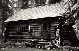 Cascade Canyon Barn United States historic place