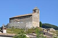 Castellet-les-Sausses, église paroissiale.jpg