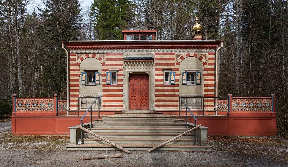 Castillo Linderhof, Baviera, Alemania, 2014-03-22, DD 36