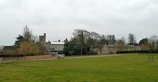 Castle Ashby, The Castle-geograph-4390597-by-Rob-Farrow