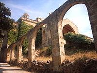 Catalunya horta de st joan convent st salvador 3.JPG