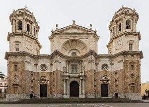 Cádiz Cathedral - Image: Catedral de Cádiz, España, 2015 12 08, DD 56