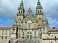Catedral de Santiago de Compostela. Agosto 2005..JPG