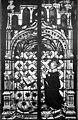 Cathédrale Notre-Dame - Vitrail de la nef - Charles V en donateur - Evreux - Médiathèque de l'architecture et du patrimoine - APMH00015133.jpg