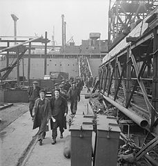 Cecil Beaton Photographs- Tyneside Shipyards, England, 1943 DB178.jpg