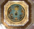Ceiling mural in dome at the University of Notre Dame, a Catholic research university located in Notre Dame, an unincorporated community north of the city of South Bend, in St. Joseph County, Indiana LCCN2013650756.tif