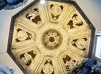 Ceiling of the chapel of Farnese in Santa Maria della Steccata (Parma).jpg
