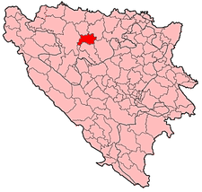 Celinac Municipality Location.PNG