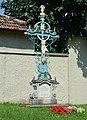Cemetery cross, Heiligenkreuz 2014.jpg
