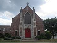 Central Christian Church, Texarkana, TX IMG 6402