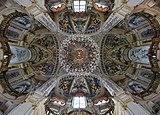 Central Hall of the Palazzina di caccia of Stupinigi - ceiling.jpg