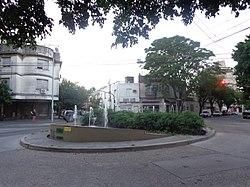 Parque Chas-intersekciĝo