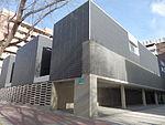 Centro de Salud Amparo Poch en Zaragoza.