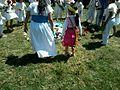 Ceremonia azteca de bienvenida a la primavera en Ayahualulco, Veracruz, México. 19.jpg