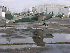 Cessna U-17 Skywagon seen at Stefanovikion 2.jpg