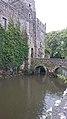Château Fort de Pirou, le pont du 12ème siècle.jpg
