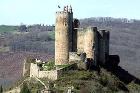Image illustrative de l'article Château de Najac