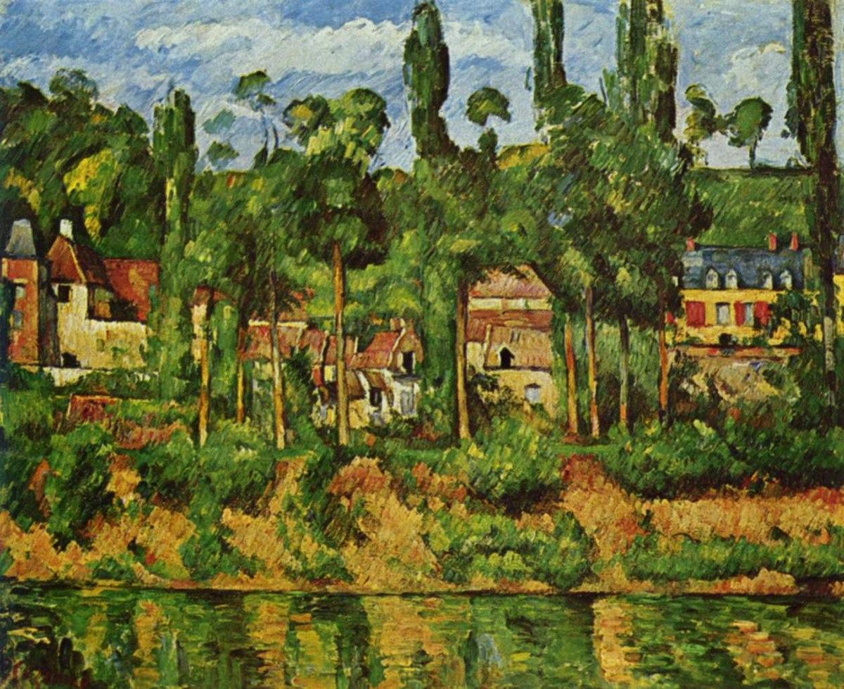 Ficheiro:Château de Médan, par Paul Cézanne, Yorck.jpg – Wikipédia, a  enciclopédia livre