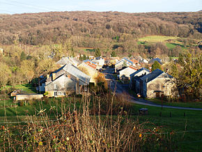 Chagny, Ardennes