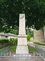 Challes-La-Montagne - Monument aux morts - Face.jpg