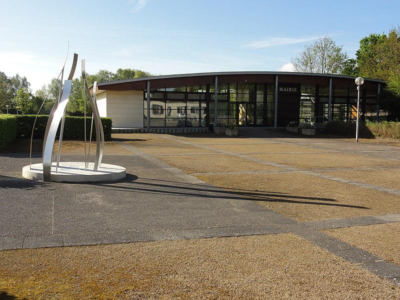 Chambry (Aisne) mairie