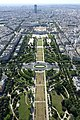 Champ de Mars @ Summit @ Eiffel Tower @ Paris (34393025104).jpg