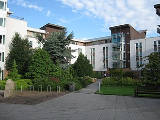 Pollock Halls of Residence - Chancellor's Court