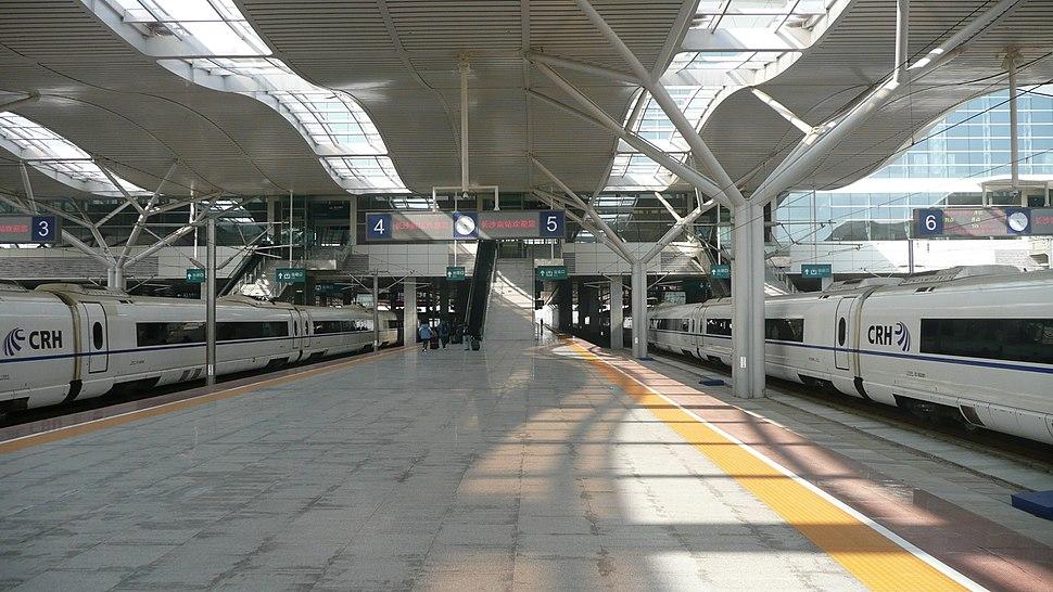 Changsha South Railway Station 10