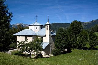Montaimont Part of Saint-François-Longchamp in Auvergne-Rhône-Alpes, France