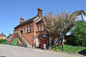 Chappel & Wakes Colne railway station
