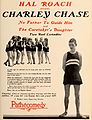 Charley Chase, Motion Picture News, September 19, 1925.jpg