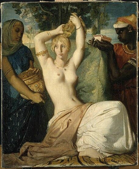 Chassériau Esther 1841