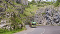 Cheddar Gorge tour bus (WYV 67T), 12 May 2015 (3).jpg
