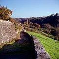 Chemin sous le Chateau de Rochechouart - 8563933073.jpg