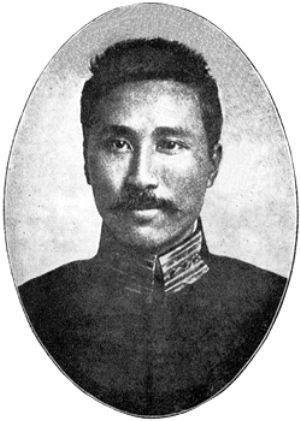 Canton Merchants' Corps Uprising - Chen Jiongming, governor of Guangdong