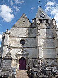 The church in Chepoix