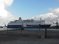 Cherbourg-Octeville - Oscar-Wilde a quai.JPG