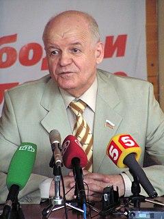 Viktor Cherepkov Russian politician