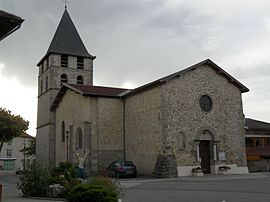 The church of Chevrières
