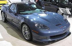 Historia del Corvette 6