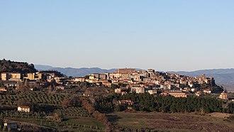 Chianciano Terme - Image: Chianciano Terme centro storico 800x 600