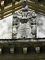 Chiesa di San Giovanni Battista, facciata, dettaglio stemma (Ca' Oddo, Monselice).jpg