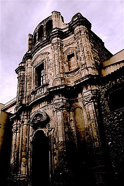 Chiesa di San Giuseppe Raffadali-Ret.jpg