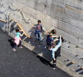 Children, Les Berges de Seine, Paris 27 June 2013 001.jpg