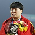 China's Guo Tianqian Won Silver.jpg