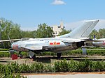 Chinese Air Force Fighter Jet, Beijing Aviation Museum (26201618880).jpg