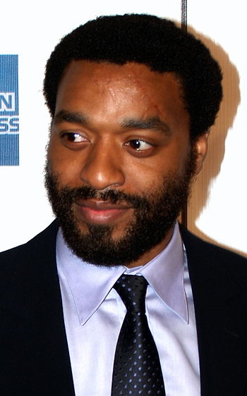 Chiwetel Ejiofor at the premiere of Redbelt at...