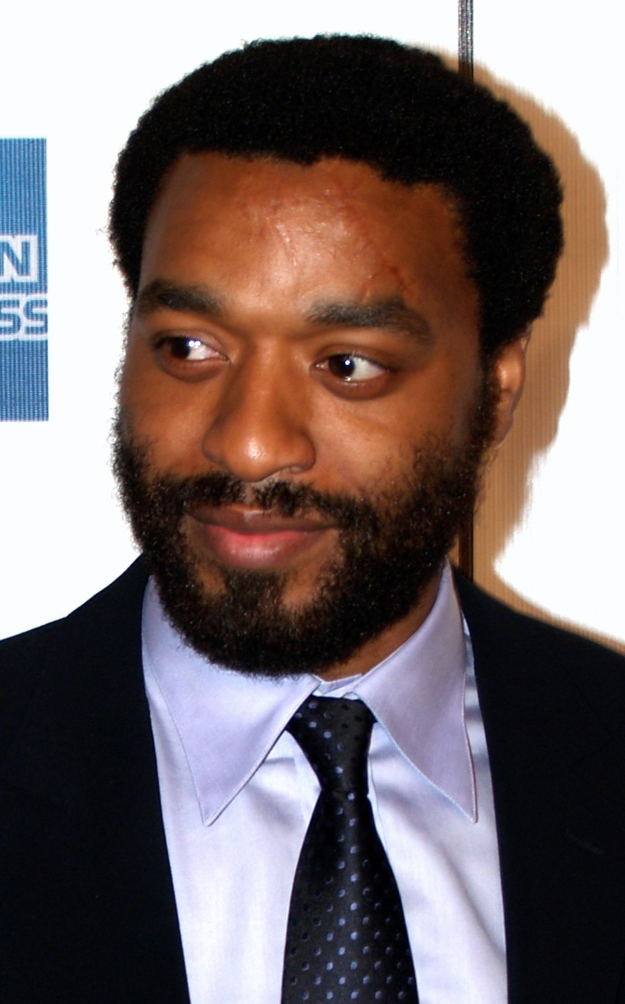Chiwetel Ejiofor at the 2008 Tribeca Film Festival